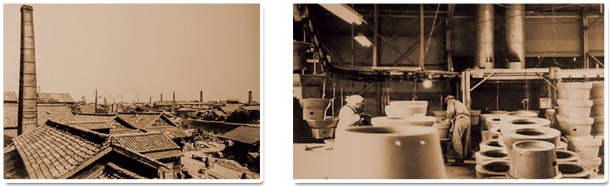 昭和期の三河風景写真